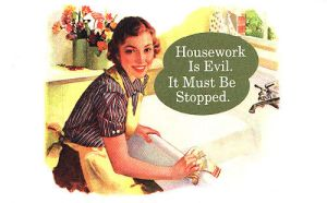 HouseworkEvil
